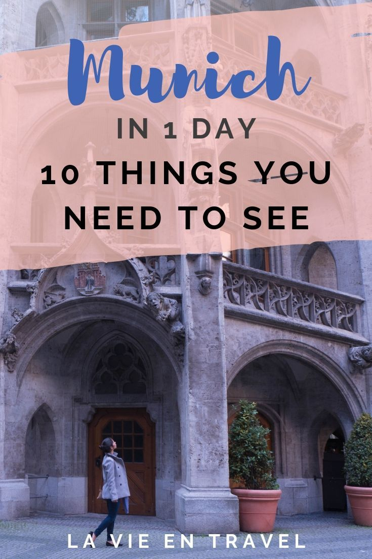 Top Things to Do in Munich Germany