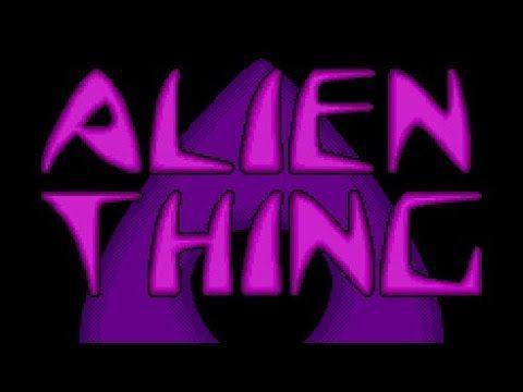AtariCrypt: Alien Thing