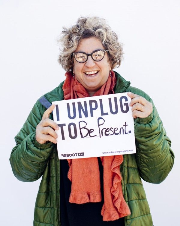 Unplug, deactivate, delete, with Jenji Kohan, Los Angeles, CA