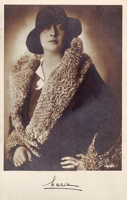 Königin Maria von Jugoslawien, nee Princess of Romania