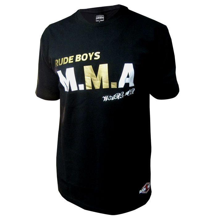 Camiseta MMA WARRIOR - Solo Artes Marciales