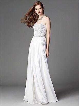 After Six Wedding Dress 1049 http://www.dessy.com/dresses/wedding/1049/