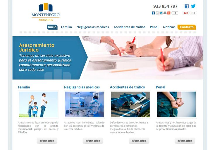 Póngase en contacto con una empresa de desarrollo web Premium para Presupuesto Pagina Web. http://bit.ly/2tMu4X4