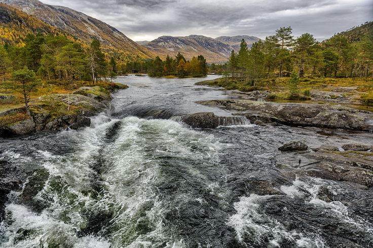 Wild river by Tom Jarane on 500px