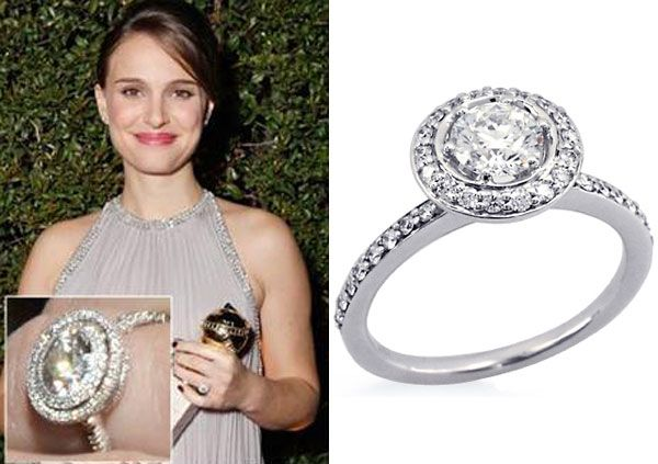 The Cost and Carat Size of These 9 Celebrity Engagement ...
