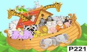 painel arca de noé - Pesquisa Google