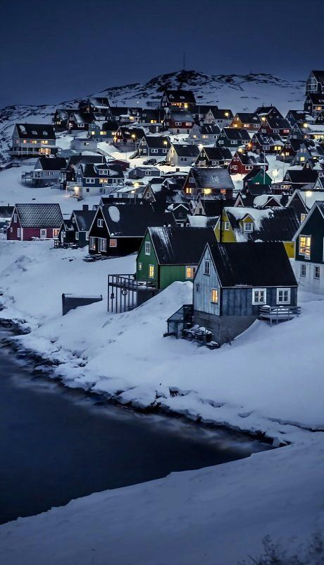 """"""" Nuuk, Greenland """""""