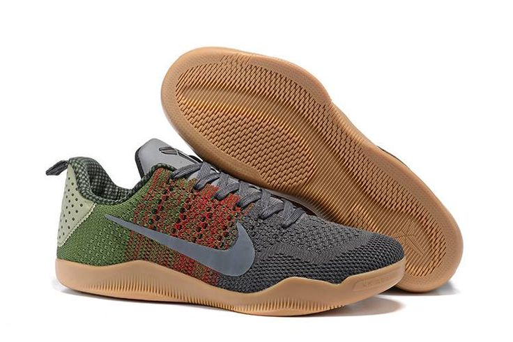 Kobe XI Elite Low 4KB Black Horse