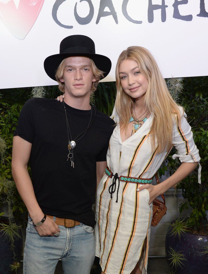 Pin for Later: 2015 Was the Year of Celebrity Breakups — See All the Couples Who Split Gigi Hadid and Cody Simpson