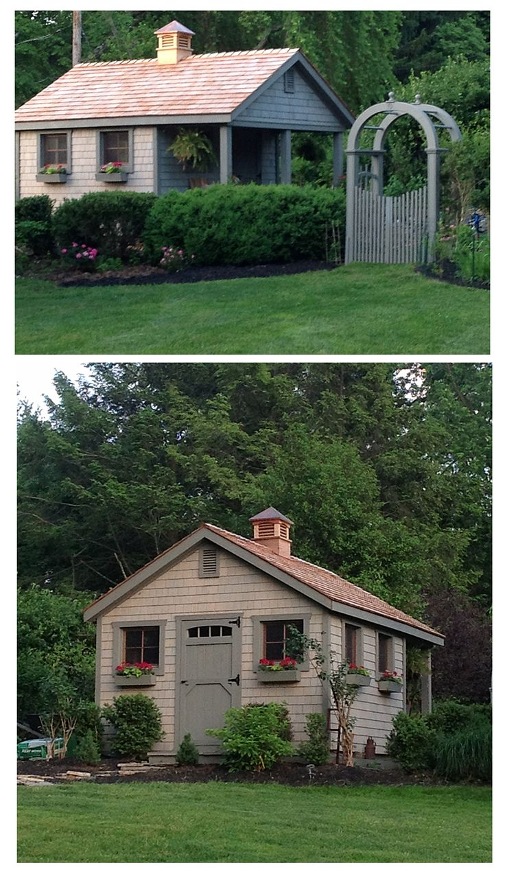 7 best shed colors images on pinterest backyard ideas backyard