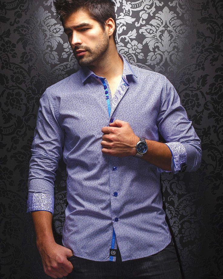 Au Noir Shirt - Zonovia Purple