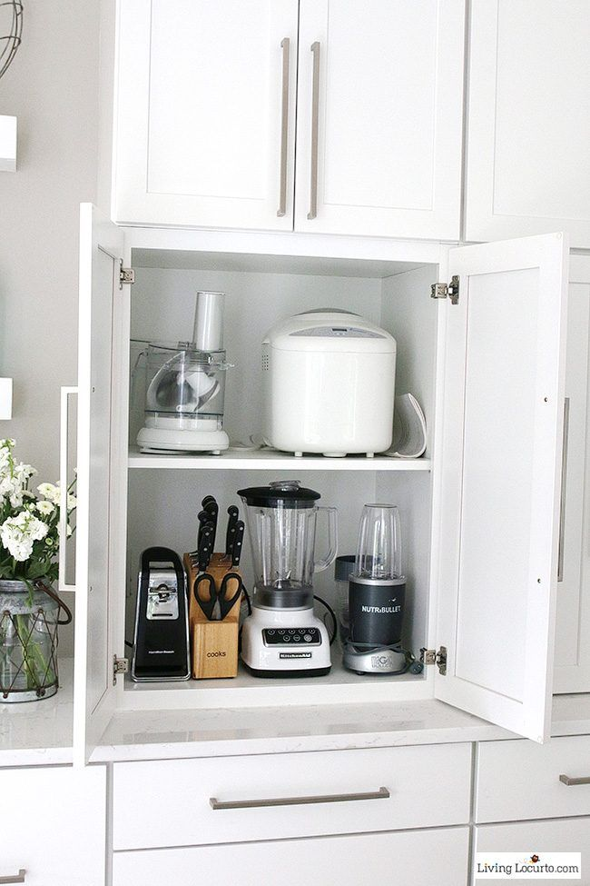 1000 ideas about white farmhouse kitchens on pinterest for Best material for kitchen cabinets