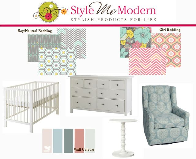 How To Get A High Style Nursery For A Low Price.....Part 3