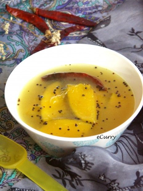 Chilled Green Mango Soup | Soups | Pinterest