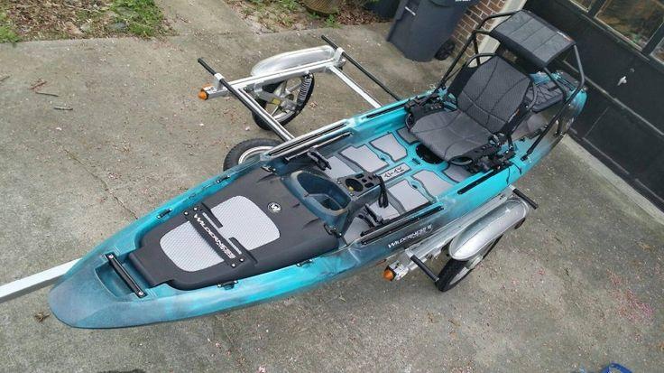 372 Best Images About Kayak Fishing On Pinterest Hobie