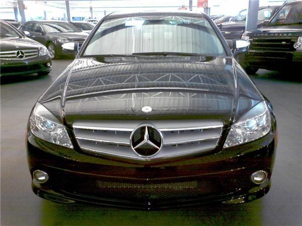 Mercedes-Benz Classe-C 2.5L 2009 usagé à vendre  - Autos Pb