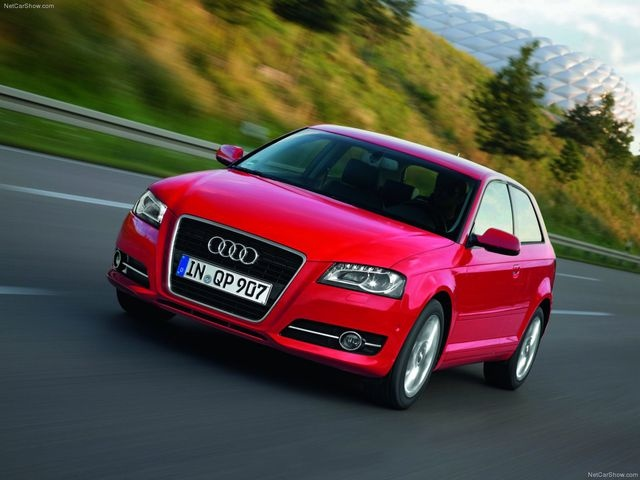McCarthy Call-A-Car: New AUDI A3 1.6 TDi Attraction S-Tronic Dsl 3-dr 7-sp. www.callacar.co.za