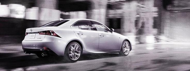 2014 Lexus IS 350 F Sport 09.1.2013 Sports sedan