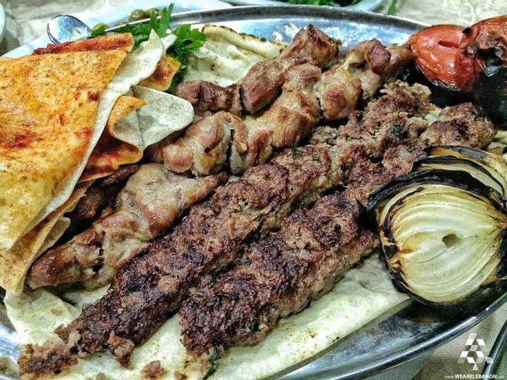 264 best lebanese food images on pinterest lebanese for Arabic cuisine names