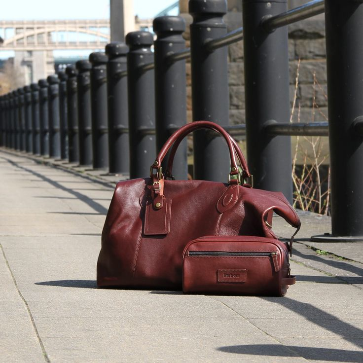 Various leather #Barbour bags from a photoshoot on the #Tyne  #barbour #barbourpeople #bags #bag #tyne #newcastle #fashion #aphrodite