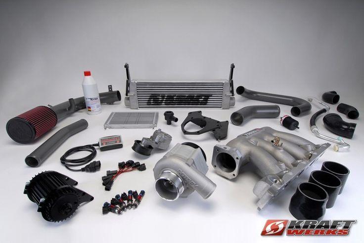 12-2013 Civic Si Kraftwerks Supercharger Kit