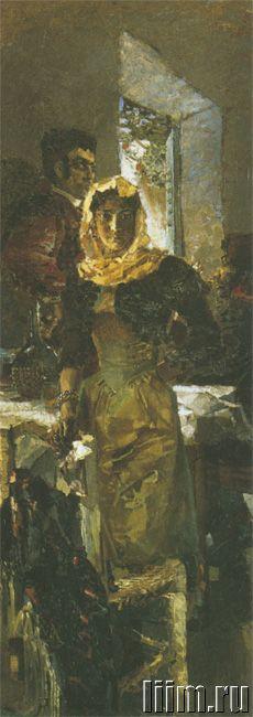 Врубель Михаил Александрович. Испания. 1894.