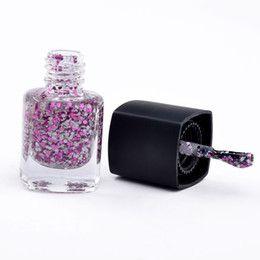 vernis ongles femmes lady nail polish glitter peinture professionnelle mode 8ml nail art. Black Bedroom Furniture Sets. Home Design Ideas
