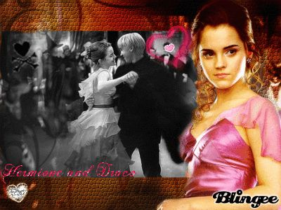 Hermione Granger Are Dragon Malfoy Are Happy 4-Ever Forever