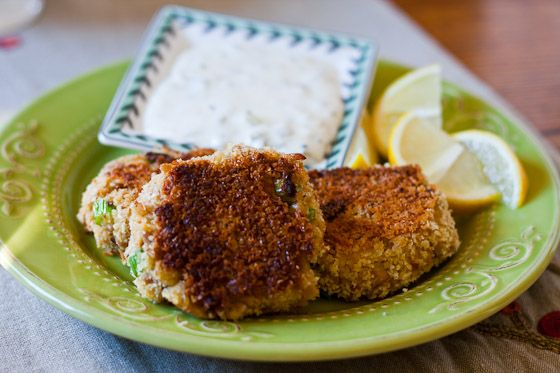 tuna cakes: Olive Oil, Dinner Eats, Meatless Vegan, Appetizer