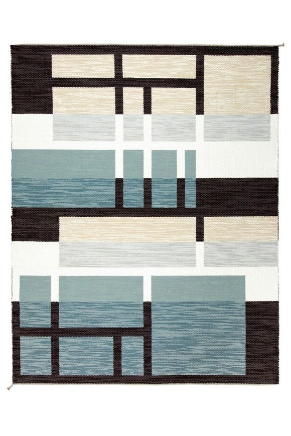 Carpet Cornici for Vandra Rugs - Ami Katz/3dO arkitekter