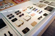 Beautiful shades on display at Storm hipshop in Copenhagen. #hipshops #hip #accessories #glasses #sunglasses #shades #eyewear #storm #shop #retail #concept #copenhagen