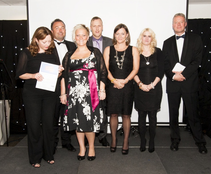 #SWBHawards Innovation and Transformation Award sponsored by KM highly commended - The FINCH service team