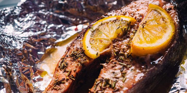 Group Health Doctor's Recipes: Baked Salmon with Lemon and Herbs   Chinook, pink, coho, and sockeye. No food better captures the essence of our region than salmon. Salmon has been a staple protein of the Pacific Northwest's native peoples since time immemorial, and it continues to be