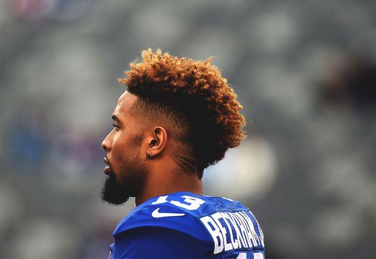 Odell Beckham Jr. Pairs Big Heart With Huge Talent | Odell Beckham Jr | New York Giants