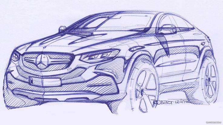2016 Mercedes-Benz GLE-Class Coupe Wallpaper