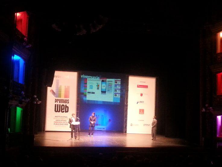 Premios Web laverdad.es 2014. Teatro Romea (Murcia)-4