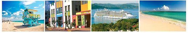 Millennium Viaggi: Miami + Crociera ai Caraibi. Promo €1830