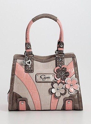 Maravilhosa / Bolsa Guess. I have found my dream purse!!!!!