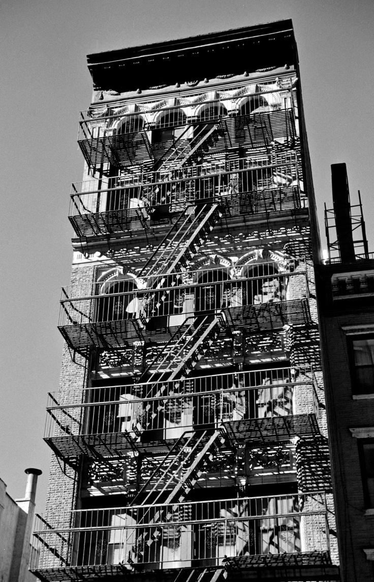 93 best images about fire escape on pinterest new york