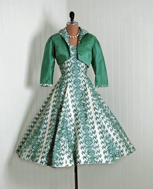 Ensemble 1950s Timeless Vixen Vintage