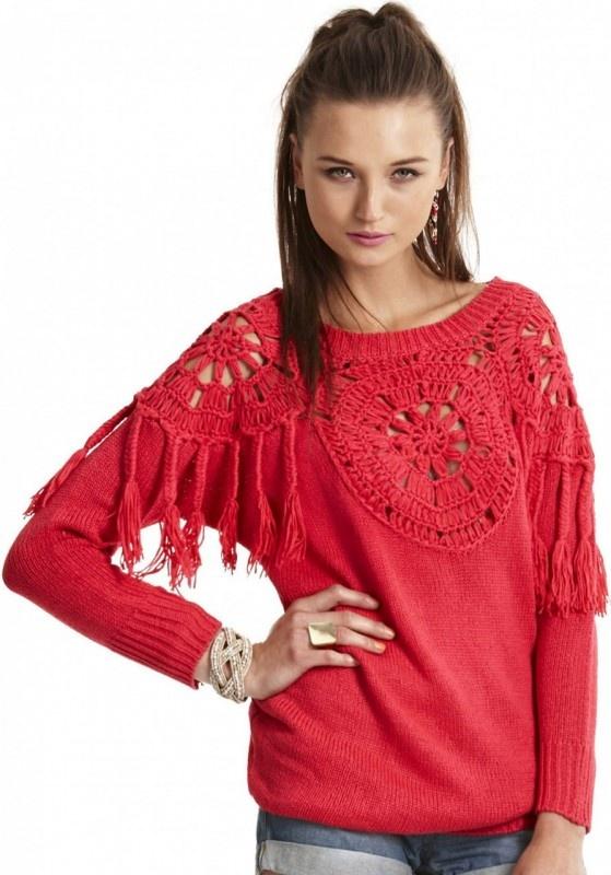 Bandolier Jumper by WISH  Now: $99.95   #jumper #fashion