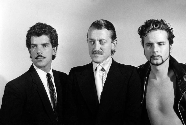 Blank, Meier y Perón