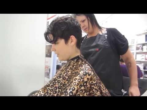 long to short haircut
