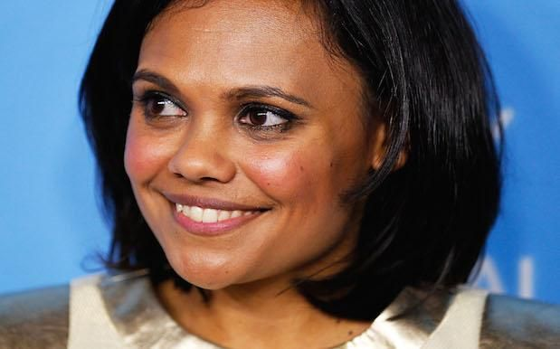Congratulations to Redfern Now's Miranda Tapsell! She received the Most Popular New Talent for her work in 'Love Child' at this year's Logie Awards. Miranda gave an emotional and inspirational speech about the lack of diversity in the Australian film and TV industry. Watch the entire speech here: https://www.pedestrian.tv/news/arts-and-culture/watch-indigenous-actress-miranda-tapsells-importan/a822e08c-2c6a-49db-830c-f90e08b073ec.htm