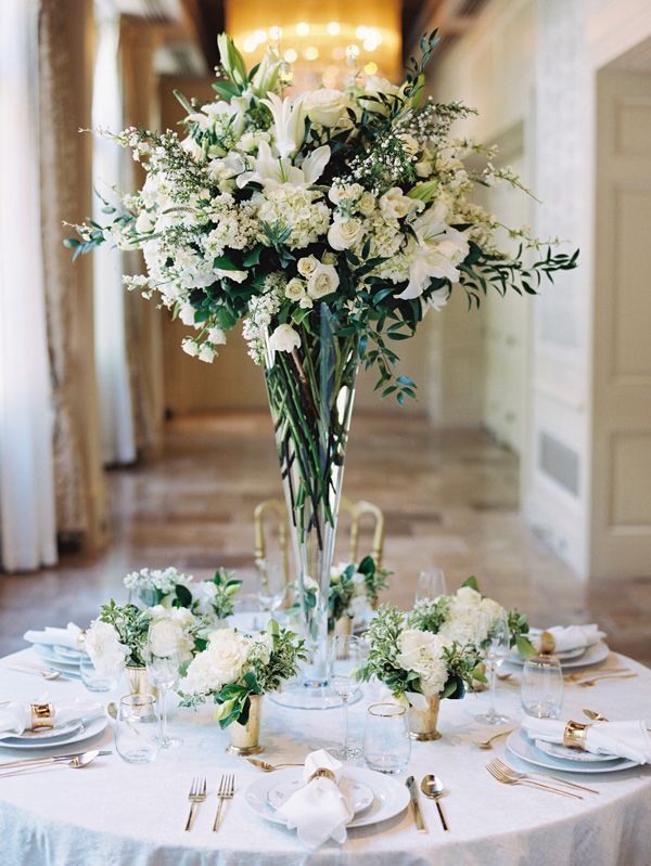 Best table centers images on pinterest flower