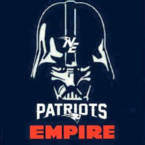 THE #PATRIOTS EMPIRE IS ABOUT TO STRIKE BACK