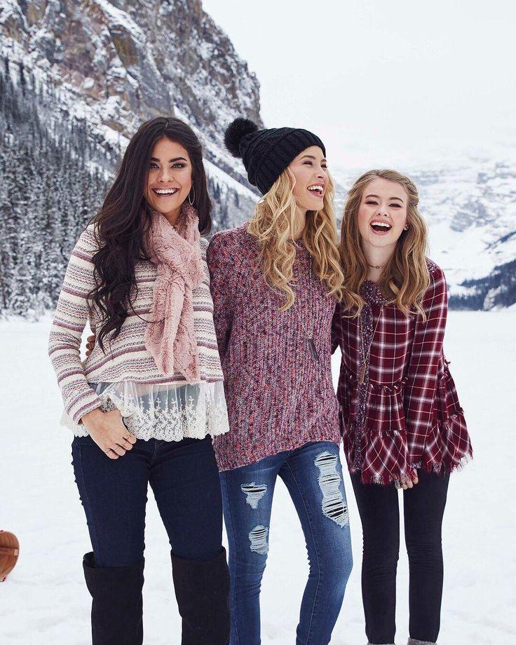 Картинки подруги зимой