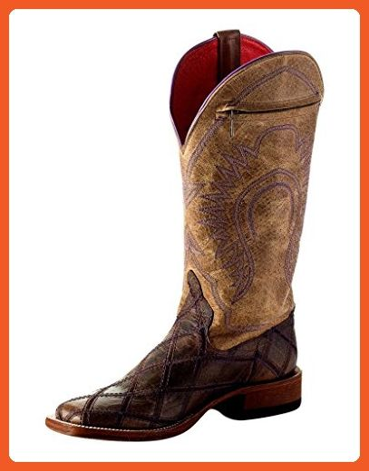 Macie Bean Western Boot Women Maybe Cell Pocket 9 B Bone Dog Mad M9095 - Boots for women (*Amazon Partner-Link)