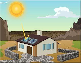 ENERGÍA RENOVABLE: Cuidemos el medio Ambiente