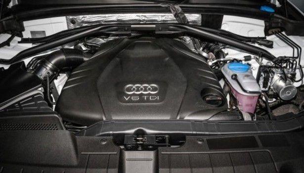 2016 Audi A8 - engine